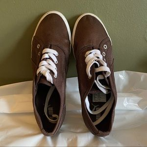 Puma Shoes Brown Size 9
